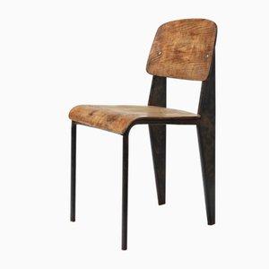 Chaise Standard par Jean Prouvé, 1950s