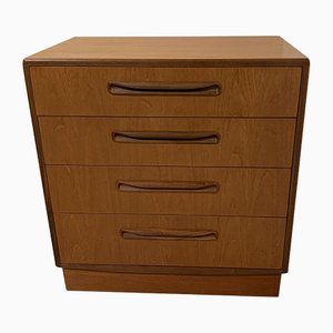 Vintage Chest of Drawers by Victor Wilkins for G-Plan