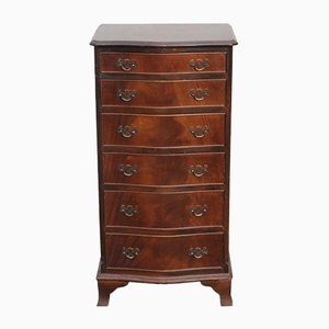 Mahogany Chest of Drawers, 1960s