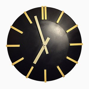 Modernist Clock from Pragotron, 1960s