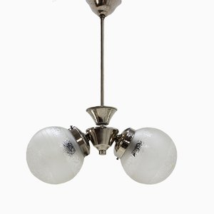 Art Deco Chandelier from Napako, 1930s