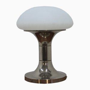 Lámpara de mesa grande, años 80