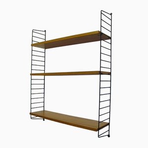 Vintage Shelving System by Kajsa & Nisse Strinning for String, 1960s