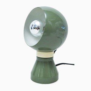 Space Age Tischlampe von Piero de Martini für Reggiani, 1960er