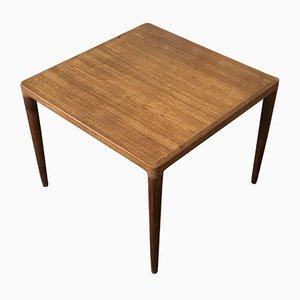 Tavolino da caffè nr. 282 vintage in teak di H. W. Klein per Bramin