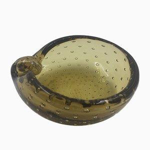 Scodella Shell di Carlo Scarpa per Venini, anni '40