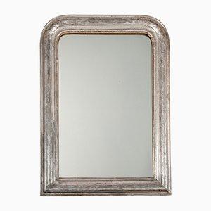 Antique Louis Philippe French Mercury Glass Mirror