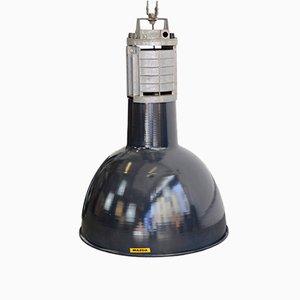 Große Fabriklampe von Mazda, 1950er