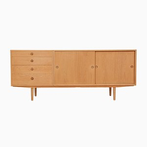 Oak Sideboard by Børge Mogensen for Karl Adersson, 1970s