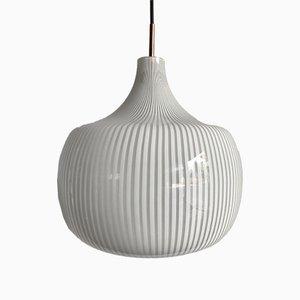 Lampada vintage di Massimo Vignelli per Venini, anni '50