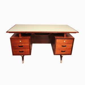 Mid-Century Italian Executive Desk