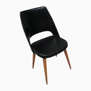Stühle mit Kompassbeinen, 1960er, 4er Set