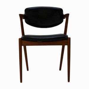 Model 42 Desk Chair by Kai Kristiansen, 1960s