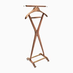 Italian X Clothes Rack by Ico & Luisa Parisi for Fratelli Reguitti, 1950s
