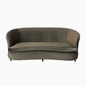 Large Mid-Century Settee by Ico & Luisa Parisi
