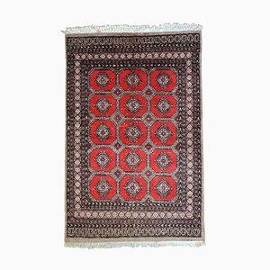Tapis Uzbek Bukhara Vintage, 1960s