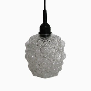 Small Mid-Century Bubble Ceiling Lamp, 1970s