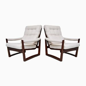 Virginia Chairs from Guy Rodgers, 1964, Set of 2