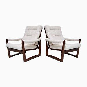 Virginia Chairs von Guy Rodgers, 1964, 2er Set