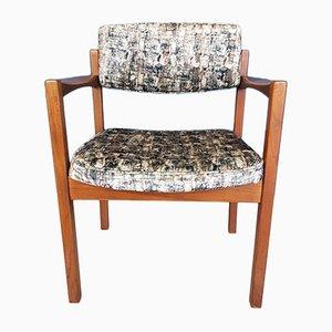 Dänischer Stuhl aus Teak von Jens Risom, 1960er