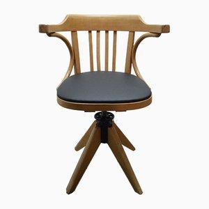 Chaise de Bureau Vintage de Baumann, 1958