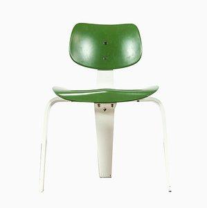 SE 42 Stuhl aus Schichtholz von Egon Eiermann für Wilde + Spieth, 1949
