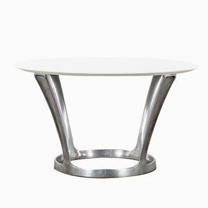 Verchromter Tisch von Michel Charron, 1960er