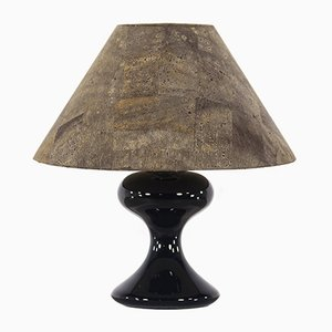 ML1 Cork Table Lamp by Ingo Maurer, 1970s