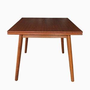 Tavolo da pranzo di Poul M. Volther per FDB, anni '50