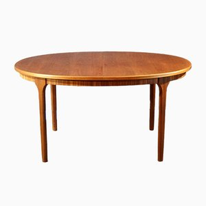 Mid-Century Oblong Teak Extending Table from McIntosh, 1960s