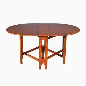 Klappbarer Mid-Century Tisch aus Teak von McIntosh