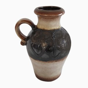 Vintage Keramikvase von Scheurich, 1960er