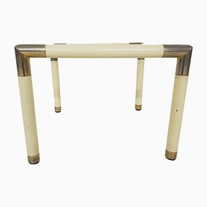 Vintage Italian Side Table by Tommaso Barbi