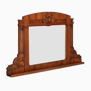 Specchio da parete o da camino neoclassico, metà XIX secolo