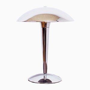 Lampada da tavolo Art Deco a fungo, anni '70