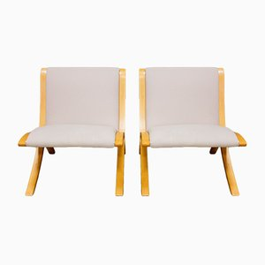 Armchairs from Fritz Hansen, 1960s, Set of 2