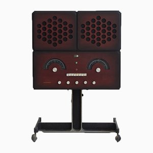 Vintage RR126 Stereo System by Achille and Pier Castiglioni for Brionvega