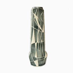 Ceramic Vase by Bodo Mans for Bay Keramik, 1960s
