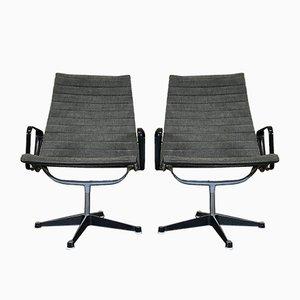 EA 116 Bürostühle von Charles & Ray Eames für Herman Miller, 1960er, 2er Set