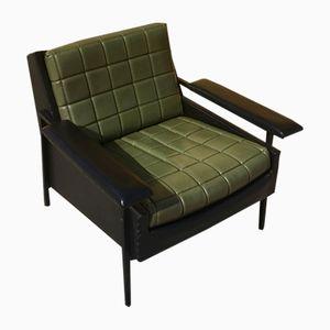Moderne Armlehnstühle von Steiner, 1950er, 2er Set