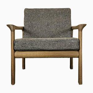 Dänischer Vintage Lehnstuhl aus Eiche von Arne Wahl Iversen für Komfort