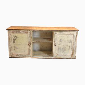 Vintage Sideboard aus Holz, 1950er