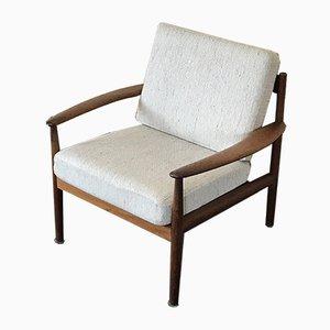 Vintage Lehnstuhl aus Teak von Grete Jalk für Cado