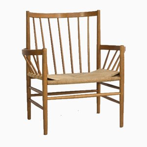 Modell J82 Circle Chair von Jørgen Baekmark für FDB, 1960er