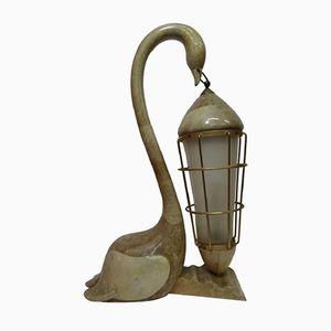Italienische Mid-Century Tischlampe von Aldo Tura