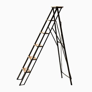 Vintage Workshop Ladder