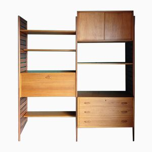 Mid-Century Ladderax Shelving System by Robert Heal for Staples