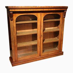 Antikes viktorianisches Bücherregal