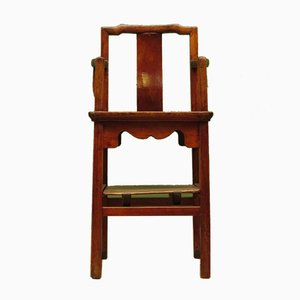 Antique Chinese High Chair