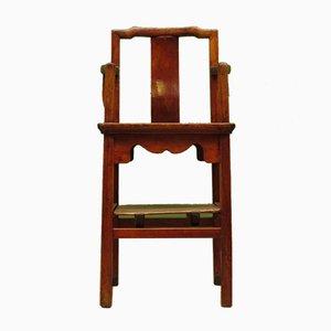 Sedia alta antica, Cina